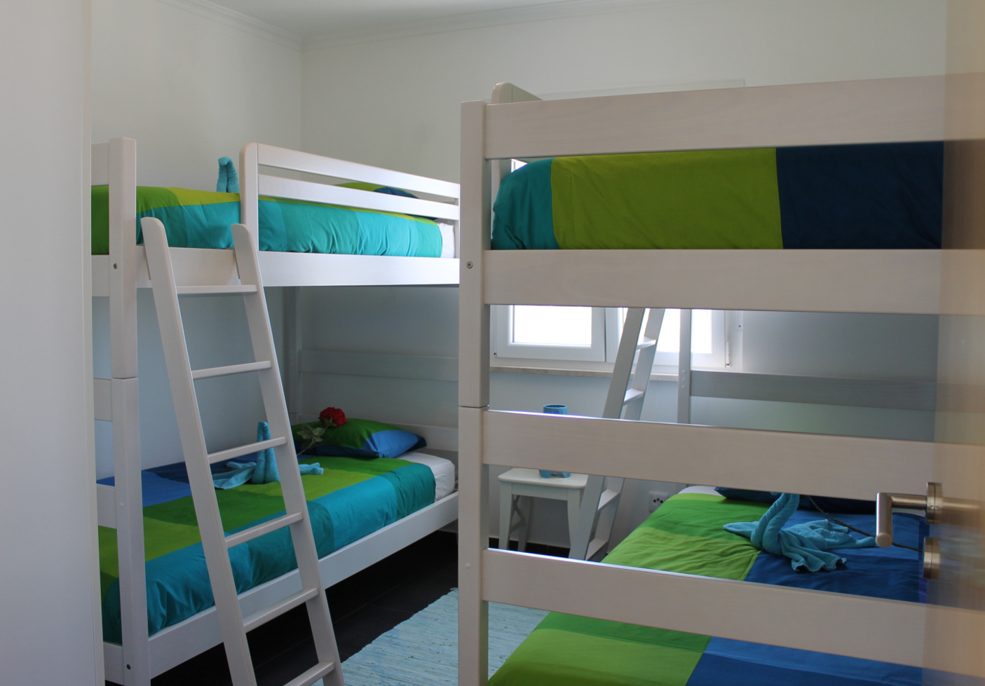 Second Bedroom Bunkbeds Aloe Vera